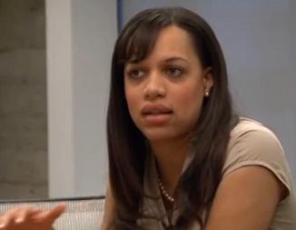 Erin Teague, directrice du management produits chez Yahoo