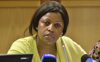 Dudu Myeni, présidente de South Africa Airways, est une proche du président Zuma