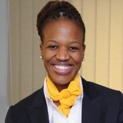 Philisiwe Sibiya, directrice générale de MTN