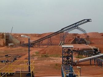 La mine d'or de Morila