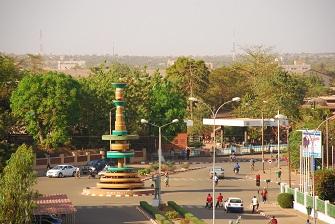 Une vue de Ouagadougou
