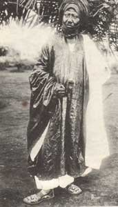 Le roi Njoya