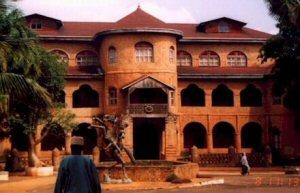 Le palais du souverain Bamoun