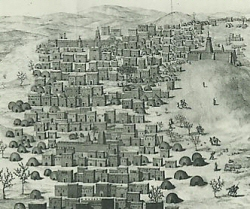 Représentation de la ville au 19è siècle