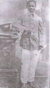 Ngosso Din, sécrétaire de Douala Manga