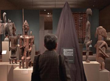Exposition sur l'art malien du 15ème au 20ème siècle au metropolitan museum of art de New-York
