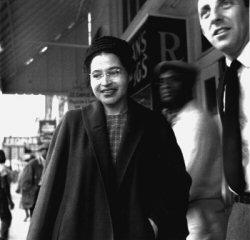 Rosa Parks en 1956