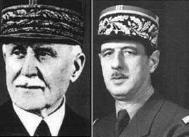 Pétain/De Gaulle: leur affrontement devint celui des tirailleurs