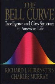 """""""The Bell Curve"""" connut un grand succès aux Etats-Unis en 1994 : 400 000 exemplaires vendus"""