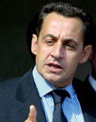 Nicolas Sarkozy, l'omniprésent ministre de l'intérieur français