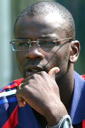 Lilian Thuram ne rejouera plus au football