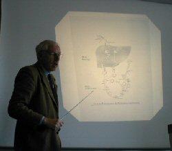 Conf�rence publique sur le paludisme pr�sent�e par le Dr Roger Mayer, Responsable scientifique de la LCP