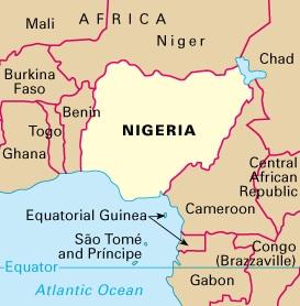 Le Cameroun et le Nigeria ont une fronti�re commune