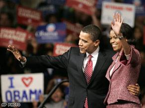 Large victoire pour Obama