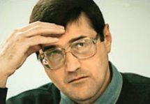 Eugene de Kock lors d'une audition de la commission Vérité et Réconciliation