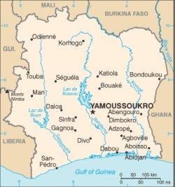 La Côte d'Ivoire, le pays de Me Bamba