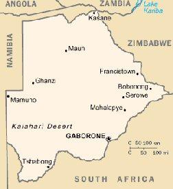 Le Botswana, le pays d'Afrique le plus propre pour faire des affaires