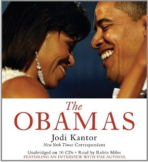 ''The Obamas'', le livre de Jodi Kantor