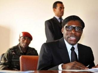 Teodorin Obiang Nguema, fils du président équato-guinéen