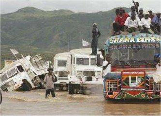 La situation est catastrophique � Haiti