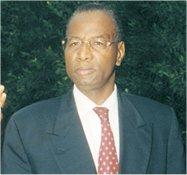 Abdoulaye Bathily, le leader de la LD/MPT et vice-président de l'Assemblée nationale