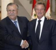 Bernard Kouchner en Irak