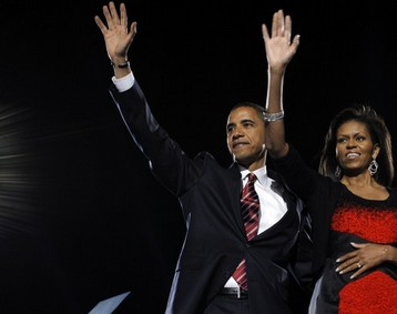 Michelle et Barack Obama