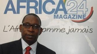 Constant Nemale, PDG d'Africa 24