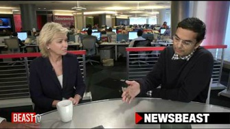 Tina Brown et Baba Shetty discutent du futur digital de ''Newsweek''