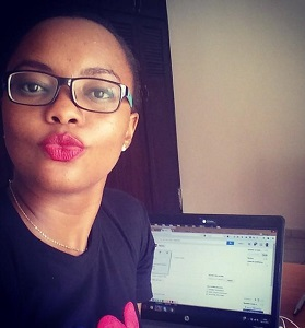 Edith Brou, la blogueuse la plus influente de Côte d'Ivoire (18000 followers sur twitter)