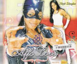 Un album d'Affo Love