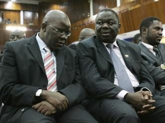 Morgan Tsvangirai, accusé d'être à la solde des occidentaux