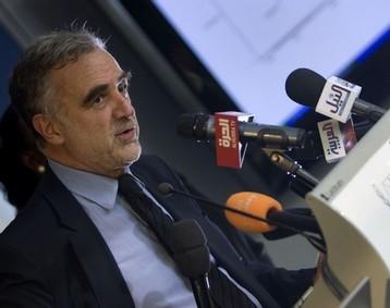 Luis Moreno Ocampo procureur en chef de la CPI