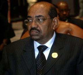 Le président soudanais Omar El Bechir