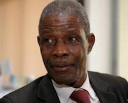 Jean-Marie Doré, premier ministre guinéen