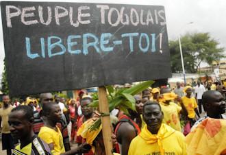Togo. Soutien aux Togolais et à la démocratie 16981