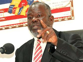 Prince Johnson est désormais sénateur au Liberia