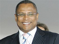 Jose Maria Neves, premier ministre du Cap Vert