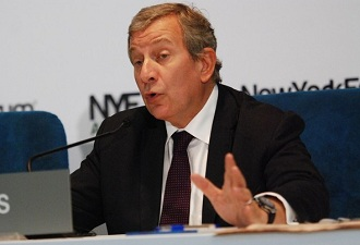 Richard Attias, fondateur du New York Forum