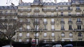 L'hôtel particulier de Teodorin Obiang, situé avenue Foch, a été saisi par la justice française mi juillet 2012.