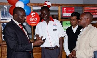 transfert d 39 argent accord entre airtel kenya et la poste kenyane. Black Bedroom Furniture Sets. Home Design Ideas