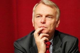 Jean-Marc Ayrault, ministre français des affaires étrangères