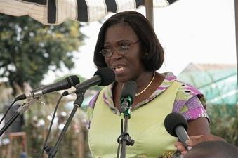 Simone Gbagbo en ao�t 2010