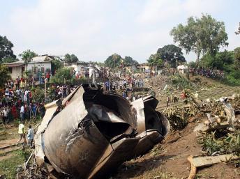 Le crash a eu lieu le 30 novembre dernier