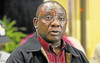 Cyril Ramaphosa était proche de Nelson Mandela qui voyait en lui son successeur