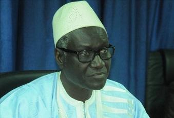 Mansour Sy, ministre de la fonction publique du Sénégal