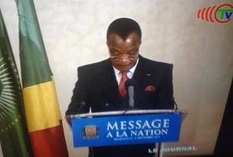 Denis Sassou N'guesso est candidat à sa propre succession