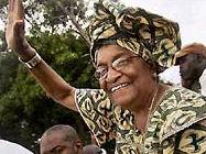 Ellen Johnson-Sirleaf est officiellemet présidente du Liberia