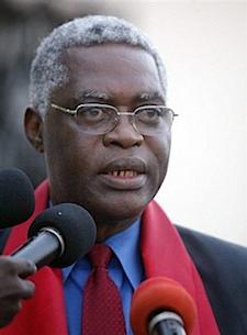 Pierre Mamboundou