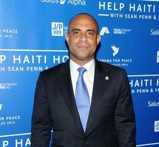 Laurent Lamothe, ministre des affaires étrangères d'Haïti